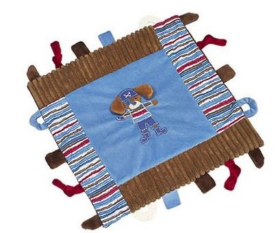 Maison Chic Patch the Pirate Dog Multifunction Blankie