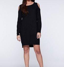 Sanctuary Amy Bare Shoulder Sweater Dress
