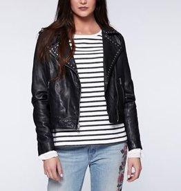 Sanctuary Leather Ophelia Moto Jacket