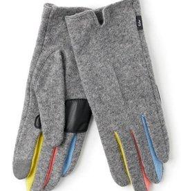 Echo Design Colorblock Fourchette Glove-