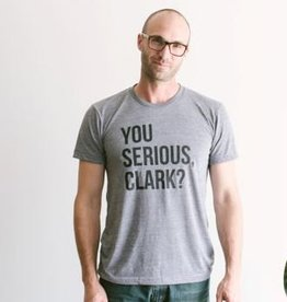 Oyster's Pearl You Serious Clark? Tee