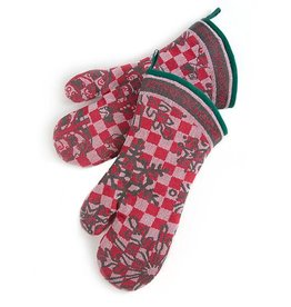 MacKenzie-Childs 'Tis the Season Oven Mitts - Set of 2