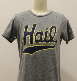 Retro Brand Destructed Michigan Tee