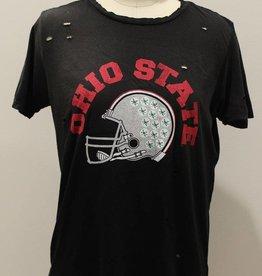 Retro Brand Destructed Ohio State Shirt