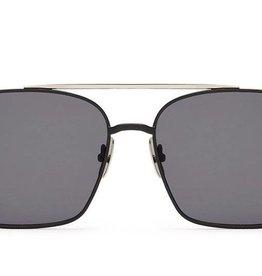 Quay Cassius Sunglasses Black/Smoke