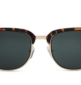 Quay Flint Sunglasses Tort/Green