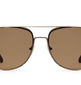 Quay Living Large Sunglasses Bronze/Brown
