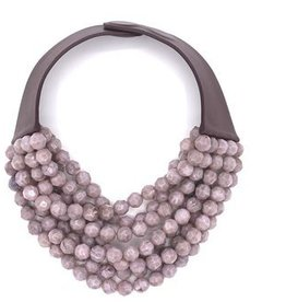 Fairchild Baldwin Bella Necklace - Stone Lilac