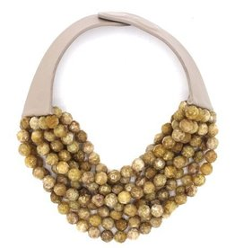 Fairchild Baldwin Bella Necklace - Marble Camel