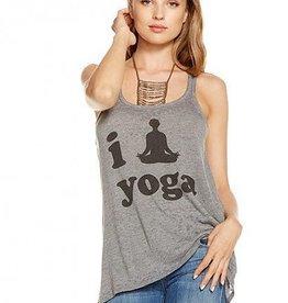 Chaser I Heart Yoga Tank