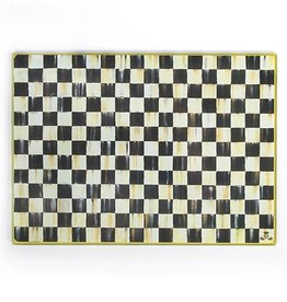MacKenzie-Childs Courtly Check Cutting Board