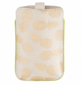 Shiraleah Pineapple Eyeglass Case