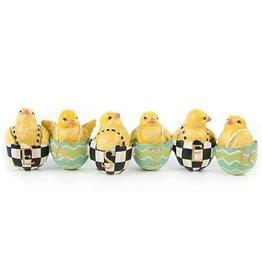MacKenzie-Childs Easter Chicks