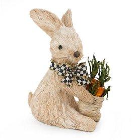 MacKenzie-Childs Garden Patch Bunny - Small