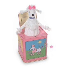 Jack Rabbit Creations Jack In The Box: Poodle