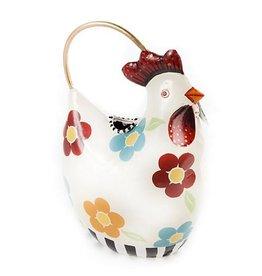 MacKenzie-Childs Chicken Watering Can