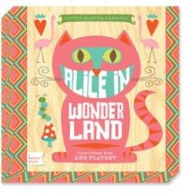 Gibbs Smith Alice in Wonderland Playset