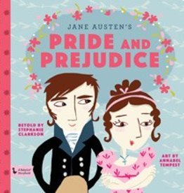 Gibbs Smith Pride & Prejudice: A Baby Lit Storybook