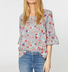 Sanctuary Joy Bell Sleeve Blouse