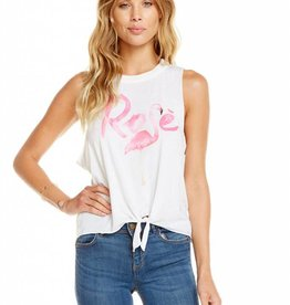 Chaser Rose Flamingo Tank