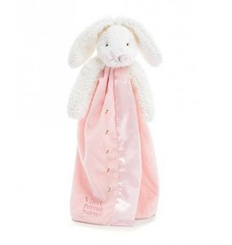 Bunnies By The Bay Blossom Buddy Blanket- Pink