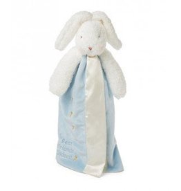 Bunnies By The Bay Bud Bunny Blanket- Blue