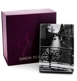 Simon Pearce Woodbury Vertical Photo Block-7x5