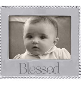 Mariposa 5 x 7 Blessed Beaded Frame
