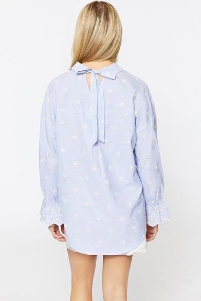 Sanctuary Hazel Boy Shirt