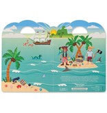 Melissa & Doug Puffy Sticker Play Set- Pirate