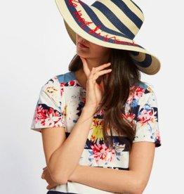 Joules Do Not Disturb Stripe Hat