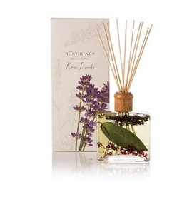 Rosy Rings Botanical Reed Diffuser-Roman Lavender