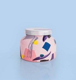 Capri Blue Lola Blossom Gallery Ceramic Signature Jar