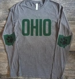 Ohriginal Ohio University Long Sleeve Tee