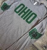 Ohriginal Ohio University Long Sleeve Tee