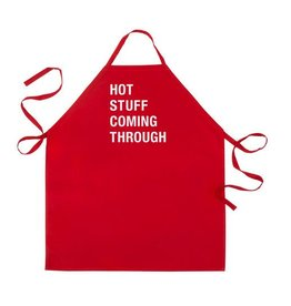 Say What Hot Stuff Apron