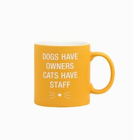 Say What Cats Have Staff Mug