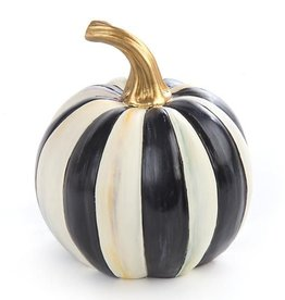 MacKenzie-Childs Courtly Stripe Pumpkin-Mini