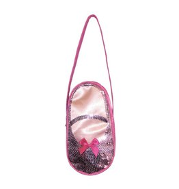 Horizon Satin Ballet Shoe Bag