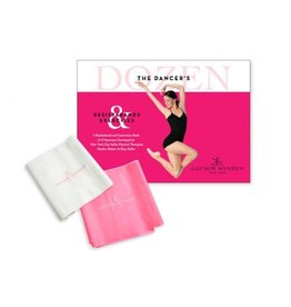 Gaynor Minden Gaynor Minden Dancer's Dozen Resistance Band & Exercise Book