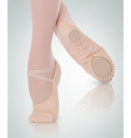 Bodywrappers Bodywrappers Wendy Canvas Ballet Shoe - Child