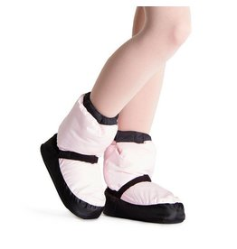 Bloch/Mirella Bloch Warm Up Bootie - Child