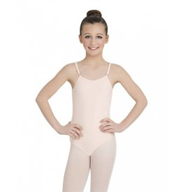 Capezio Capezio Camisole Leotard with Adjustable Straps - Child