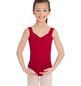 Capezio Capezio Pinch Front Tank Leotard - Child