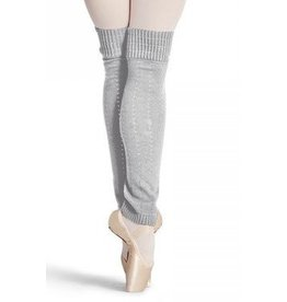 Bloch/Mirella Bloch Hole knit leg warmer