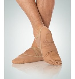 Bodywrappers Bodywrappers Wendy Canvas Ballet Shoe - Adult