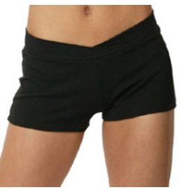 Capezio Capezio Cotton Boy Shorts - Adult
