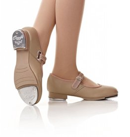 Capezio Capezio Mary Jane Caramel Tap Shoes - Child
