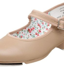 Capezio Mary Jane Caramel Tap Shoe - Toddler