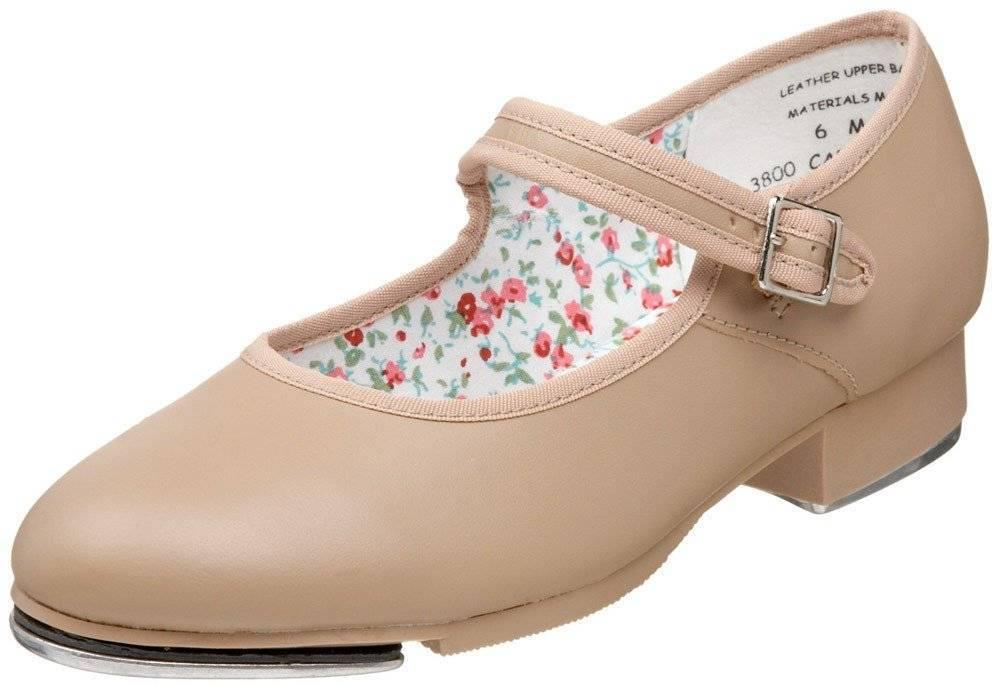 Capezio Tele Tone Tap Shoe Size